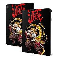 煉獄杏寿郎 iPad 7/8 ケース(10.2インチ) iPad Air3/Pro 10.5 ケース スマートカバー スタンド機能 耐衝撃 軽量 全面保護 人気 アニメ キャラクター