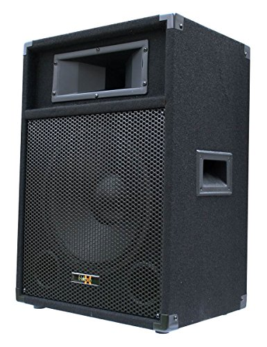 E-Lektron PW12A DJ PA actieve luidspreker party box met 12