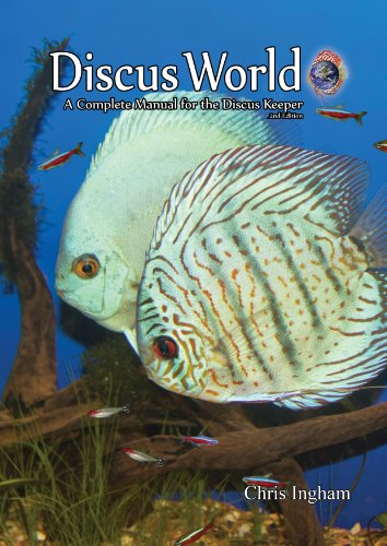 Discus World: A complete manual for the discus keeper. (English Edition)
