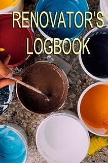 Renovator's Logbook: Keep track of that job