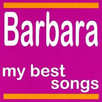 My Best Songs - Barbara