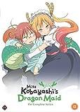 Miss Kobayashi s Dragon Maid: The Complete Series - DVD