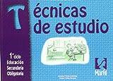 Técnicas de Estudio - 1r Ciclo ESO (Educación Secundaria Obligatoria) - 9788426808189