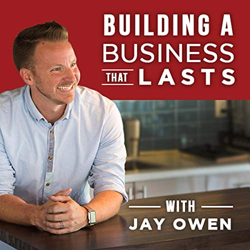 Building a Business That Lasts audiobook cover art