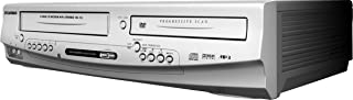 Sylvania DVC-865G DVD Player VCR Combo