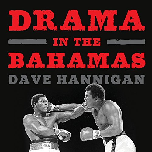 Drama in the Bahamas cover art