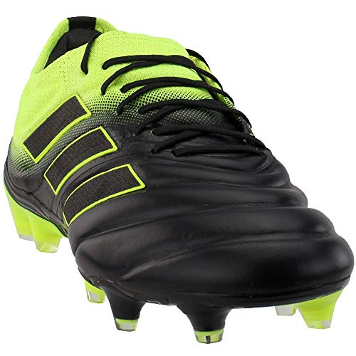 adidas Copa 19.1 FG Cleat - Men's Soccer Core Black/Shock...