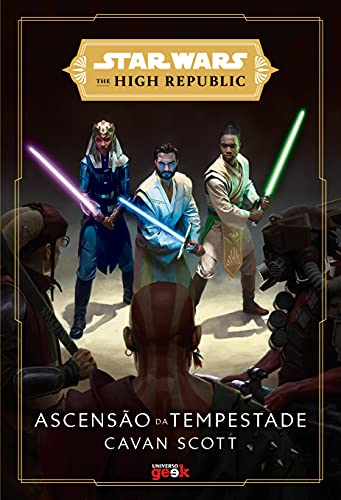 Star Wars: Ascensão da tempestade (The High Republic)