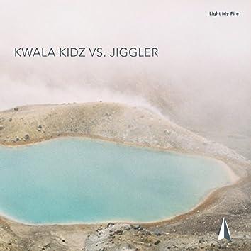 Kwala Kidz vs. Jiggler