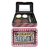 W7 | Eyebrow Kit | Brow Parlour Eyebrow Grooming Kit | Shape and Tame Your Brow