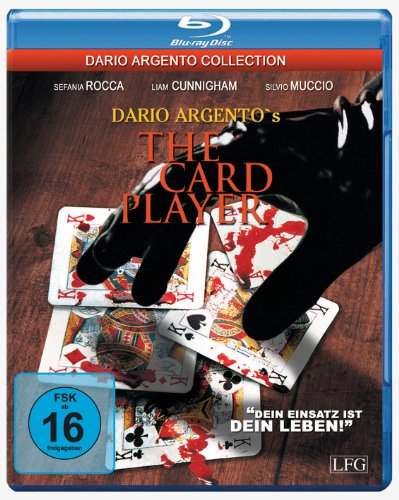 Dario Argento's The Card Player (Uncut) [Blu-ray]