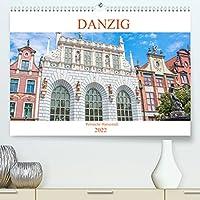 Danzig - Polnische Hansestadt (Premium, hochwertiger DIN A2 Wandkalender 2022, Kunstdruck in Hochglanz): Der Kalender nimmt Sie mit auf einen Rundgang durch die polnische Hansestadt Danzig (Monatskalender, 14 Seiten )
