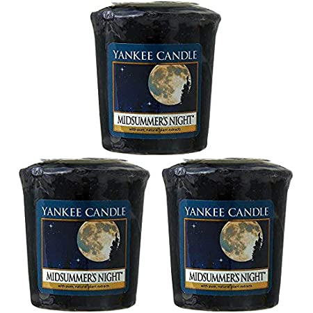 【3個セット】ヤンキーキャンドル サンプラー お試しサイズ ミッドサマーナイト YANKEECANDLE アメリカ製