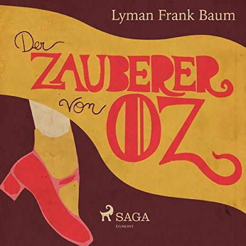 Der Zauberer von Oz audiobook cover art