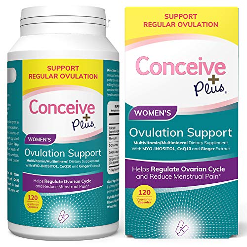 Conceive Plus Ovulation Support PCO…