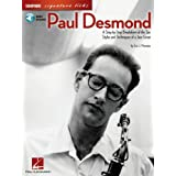 Paul Desmond Songbook: A Step-by-Step Breakdown of the Sax Styles and Techniques of a Jazz Great (Signature Licks) (English Edition)