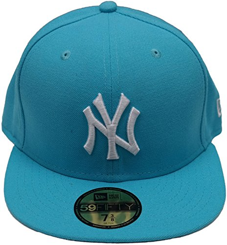 New Era MLB Basic NY Yankees casquette 7 1/8 vice blue