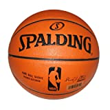 Spalding Replica 29.5' Full Size NBA Game Basketball Inflated In Retail Box