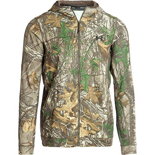 Under Armour Stealth Reaper Early Season Pullover Hoody Small Realtree Ap-Xtra