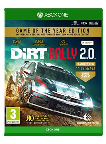 DiRT Rally 2.0 Game Of The Year Edition (Xbox One)