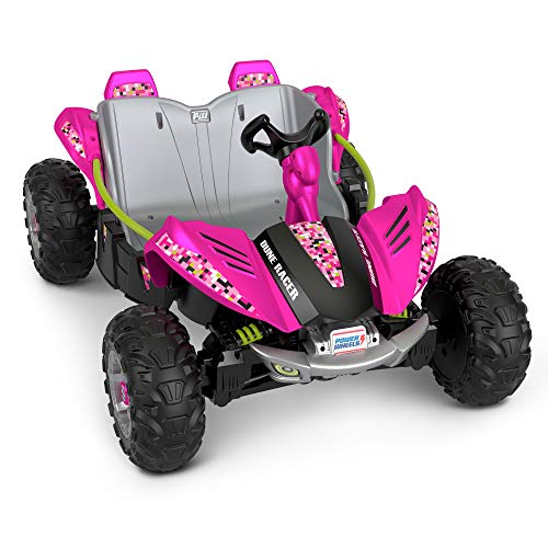 Power Wheels Dune Racer, Pixelated Pink