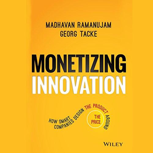 Monetizing Innovation cover art
