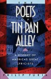 Book cover: Philip Furia, The Poets of Tin Pan Alley""