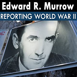Edward R. Murrow: Radio Recordings audiobook cover art