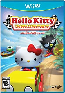 Hello Kitty Kruisers - Wii U by Bergsala Light Weight [並行輸入品]