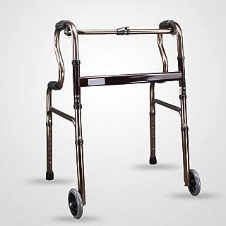 HJW Ayuda para Caminar Ancianos Andador Discapacitados Walker ...