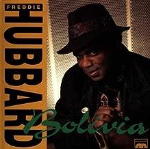 Bolivia by Hubbard, Freddie (1991) Audio CD