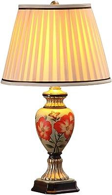 Viqie Américaine Lampe de Table Chambre Lampe de Chevet