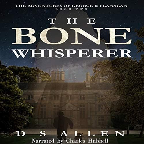 The Bone Whisperer audiobook cover art