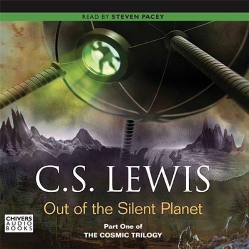 Couverture de Out of the Silent Planet