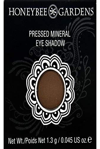 Honeybee Gardens Eye Shadow Pressed Mineral, Cocoloco, 1.3 Gram by HoneyBee Gardens
