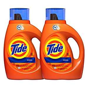 Tide Original Scent HE Turbo Clean L...