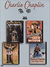 Charlie Chaplin - Boxed Set: (City Lights / The Great Dictator / Modern Times / The Gold Rush)