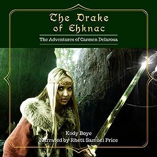 The Drake of Ehknac audiobook cover art