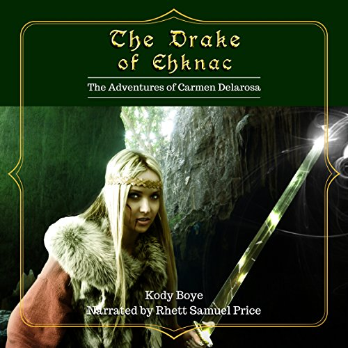 The Drake of Ehknac audiobook cover art