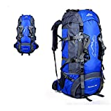 Skytower 80L Hiking Backpack Rucksacks Internal Frame Support for Outdoor Hiking Travel Climbing Camping...
