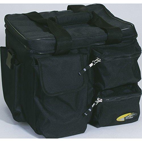 RockBag borsa nera per trasportare dischi in vinile (capienza 80 dischi)