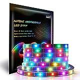 ALITOVE WS2812B LED Strip 16.4ft 150 LEDs...