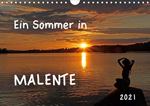 Ein Sommer in Malente (Wandkalender 2021 DIN A4 quer)
