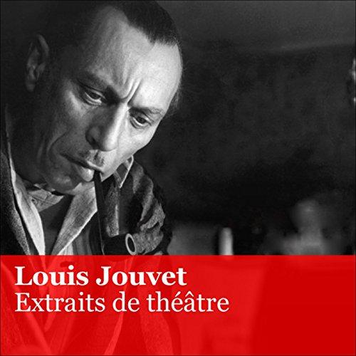 Couverture de Extraits de théâtre