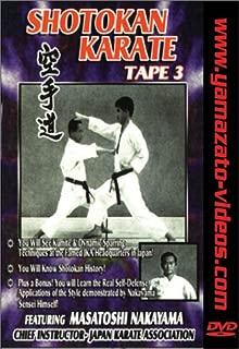 Shotokan Karate Vol. III