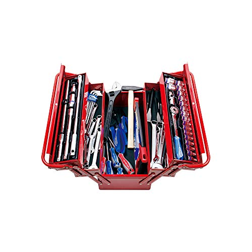 King Tony 902068MR - Caja de herramientas, conjunto de 68