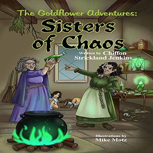 Sisters of Chaos audiobook cover art