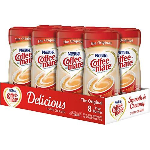 Coffee Mate Powdered Creamer 11 OZ, Original (Pack of 6)