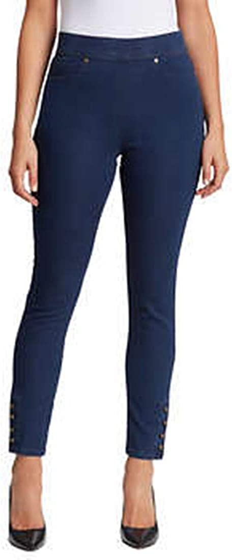 Martha Stewart Max 71% OFF Ladies' High Rise Jean Large-scale sale on Pull
