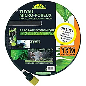 Cap Vert – Manguera de jardín micro-porosa–15m